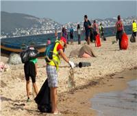 تونس تطلق حملة لتنظيف الشواطئ بدعم من الاتحاد الأوروبى