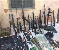 الأمن العام يضبط 201 قطعة سلاح وينفذ 75 ألف حكم