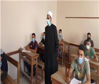 وكيل الأزهر يتفقد لجان الثانوية الأزهرية بمحافظة الشرقية