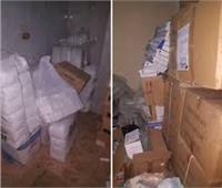 حبس صاحب شركة بحوزته 4053 قطعة مستلزمات طبية فاسدة بالسيدة زينب