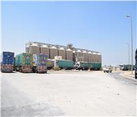 مراكز المنيا تستقبل 304 ألف طن من الأقماح بالشون والصوامع