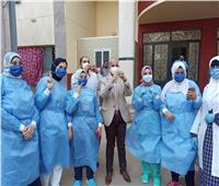 شفاء 1783 مصاب بكورونا في الشرقية منذ ظهور الفيروس