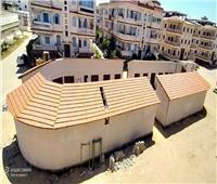 وزيرا الإسكان والتنمية المحلية يتفقدون مشروع إنشاء سوق حضارية بديلة
