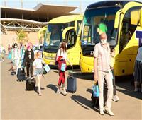 محافظ البحر الأحمر: وصول 899 سائح على متن 5 طائرات إلى الغردقة.. صور
