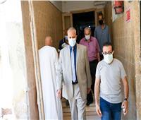 خروج وتعافي 90 حالة مصابة بفيروس كورونا من مستشفى الصدر في قنا