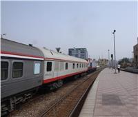 السكة الحديد: نقل 429 ألف راكب خلال 867 رحلة أمس