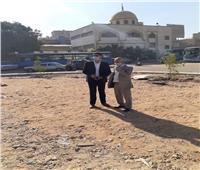 نائب محافظ القليوبية يوجه بتطوير منطقة محور ربط مصر الجديدة بطريق شبرا بنها الحر