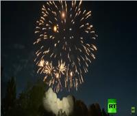 فيديو.. ألعاب نارية بحضور ترامب للاحتفال بعيد الاستقلال