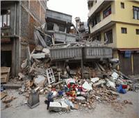 زلزال قوي يضرب إيران