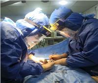 فريق طبي بقنا العام ينقذ مريض كورونا أصيب بانفجار الزائدة الدودية