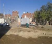 الوحدة المحلية بسفاجا تشن حملة لغلق مخازن الخردة