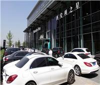 """""""مرسيدس- بنز"""" تستدعي نحو 700 ألف سيارة في الصين"""