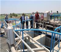 مليار ونصف جنيه ميزانية مياه الشرب والصرف الصحي للعام الحالي بالمنوفية