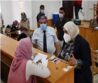 لاغش ولاعزل في امتحانات جامعة قناة السويس