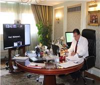 وزير التعليم العالي يرأس اجتماع مجلس إدارة المركز القومي للبحوث