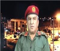 المحجوب: 9 ضربات.. تفاصيل استهداف قاعدة الوطية الليبية