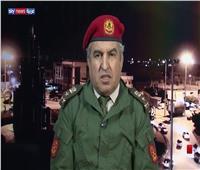 بالفيديو| مسؤول بالجيش الليبي: معلومات بسقوط قائد عسكري تركي ومقتل العشرات