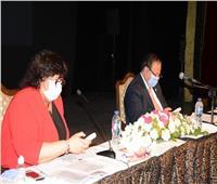 وزيرة الثقافة تطلق برنامج استئناف أنشطة الأعلى للثقافة بدءا من 9 يوليو