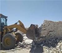 محافظ سوهاج: إزالة 20 حالة تعد على الأراضي الزراعية وأملاك الدولة