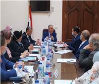 صورة.. تفاصيل الإجتماع الأول للهيئة الوطنية للصحافة