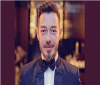 صور.. أحمد زاهر يخضغ لتدريبات رياضية من أجل «زنزانة 7»