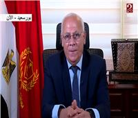 فيديو| الغضبان يكشف تفاصيل المشروعات القومية ببورسعيد