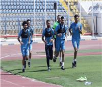 صور| تدريبات بدنية شاقة في مران الدراويش