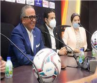 الجنايني: الإعلان عن مباريات عودة الدوري قريبًا.. ونبحث تكريم صلاح