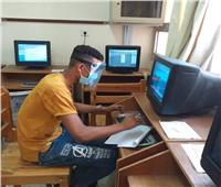 178 ألف طالب وطالبة يؤدون امتحانات الدبلومات الفنية العملية