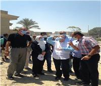 نائبة محافظ القاهرة تشن حملة لإزالة التعديات بمنطقة شق الثعبان