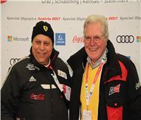 حسين فهمي يشيد بإقامة الألعاب العالمية الشتوية في قازان الروسية