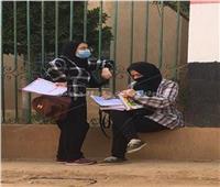 شبح الخوف يطارد طالبات عين شمس قبل امتحان التاريخ والفيزياء