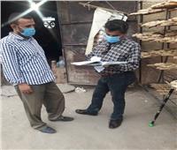 تموين المنوفية: تحرير 187 محضرا تموينيا خلال 24 ساعة