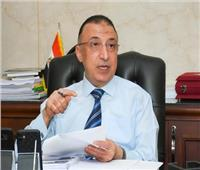 محافظ الإسكندرية يطلق إشارة البدء في تطوير منطقة الحضرة الجديدة