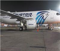 «مصر للطيران» تتسلم الطائرة السادسة من طراز A320Neo