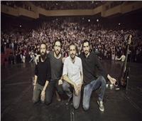 فرقة المربع تختتم مهرجان وي الموسيقي بحفل أونلاين من عمان