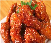 طبق اليوم.. «الدجاج الكوري الحلو والحار»
