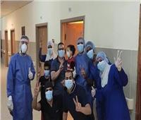 شفاء 8 حالات جدد بمستشفى عزل العجمي والإجمالي يصل لـ322