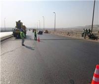 غلق كامل لمطلع الطريق الدائري من محور أحمد عرابي باتجاه الوراق لمدة 5 أيام