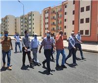 «الإسكان»: انتهاء تنفيذ 4600 وحدة سكنية بالعاشر من رمضان