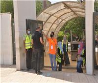 جامعة أسيوط تستقبل طلاب الفرق النهائية وسط إجراءات وقائية مشددة