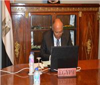 «شكري» يشارك في اجتماع وزراء خارجية ترويكا الاتحاد الإفريقي وروسيا