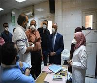 ارتفاع أعدد المتعافين من كورونا بمستشفى فرشوط إلى 162 حالة