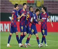 برشلونة بالقوة الضاربة لمواجهة إسبانيول