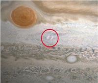 اكتشاف عاصفة جديدة على أضخم كواكب المجموعة الشمسية