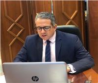 «العناني»: السياحة الأوروبية شكلت ما يقرب من 60% من السياحة فى مصر خلال 2019