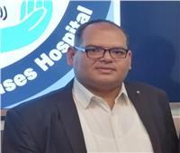 نماذج مشرفة| محمد الضبع قائد مستشفى في ميدان معركة كورونا