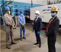 مكتب التمثيل العمالي بالكويت يتابع صرف مستحقات العاملين بأحد المصانع