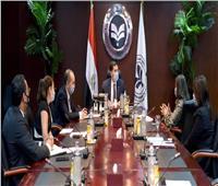 رئيس هيئة الاستثمار يلتقى مسئولي شركة «مارس-ريجلي» الأمريكية