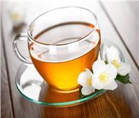 يعزز المناعة ويحسن النوم.| فوائد صحية مذهلة لـ«الشاي بالياسمين»